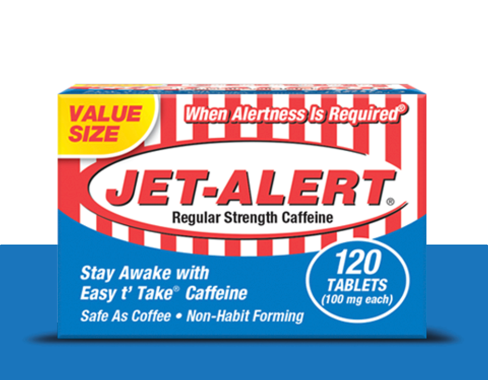 Jet Alert Regular Strength