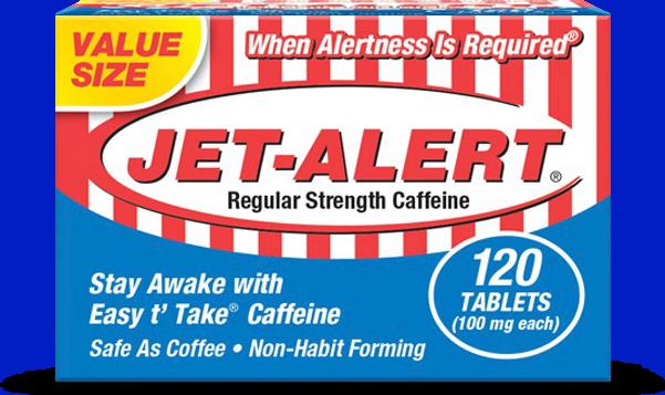 Jet Alert Regular Strength